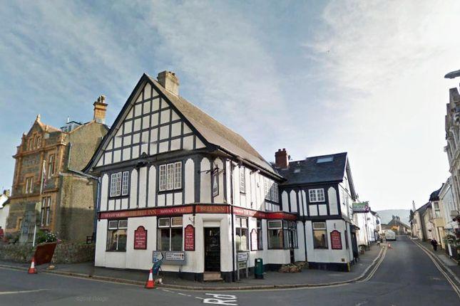 Thumbnail Pub/bar for sale in Cross Street, Newton Abbot