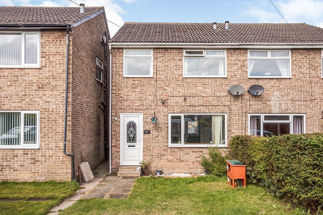 Thumbnail Semi-detached house for sale in Royd Avenue, Heckmondwike, West Yorkshire