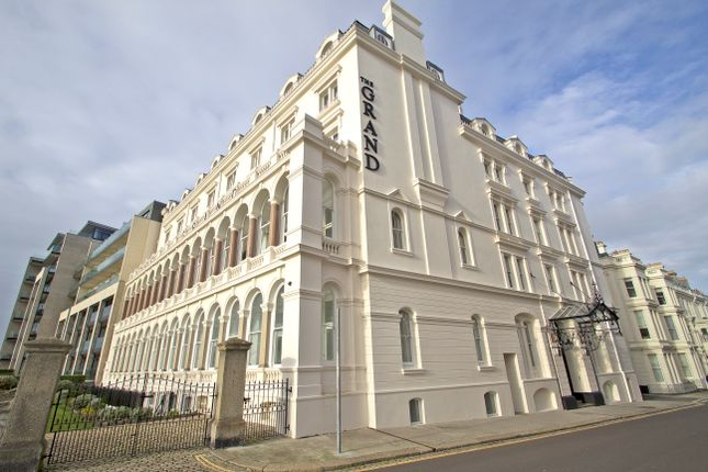 Thumbnail 2 bed flat for sale in The Grand, Elliot Street, The Hoe