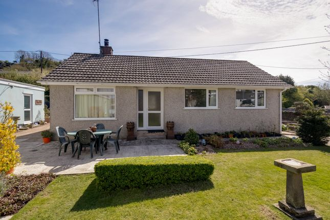 3 bed detached bungalow for sale in Dodbrook, Millbrook, Torpoint, Cornwall PL10