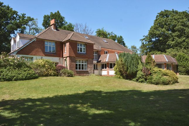 Thumbnail Property for sale in Rodona Road, St George's Hill, Weybridge, Surrey KT13.