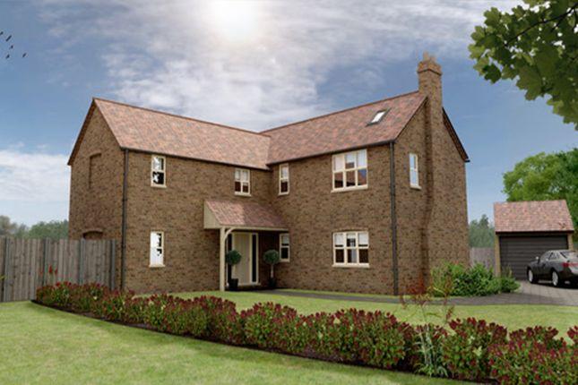 Thumbnail Detached house for sale in Rock Farm Drive, Highfield Lane, Corley