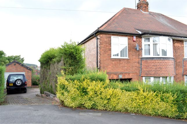3 bed semi-detached house for sale in Norman Crescent, Ilkeston, Derbyshire