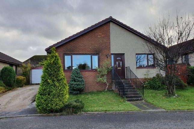 Thumbnail Bungalow for sale in Burngrange Gardens, West Calder, West Lothian