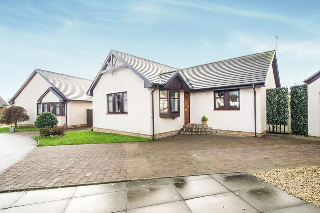 Thumbnail Detached bungalow for sale in Greenknowe Park, Monkton, Prestwick