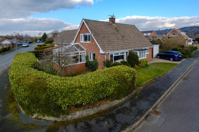 Thumbnail Detached house for sale in The Corner House, Hillcrest Avenue, Llandrindod Wells