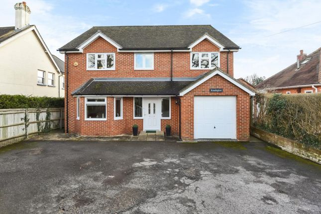 4 bed detached house for sale in Forest Road, Binfield