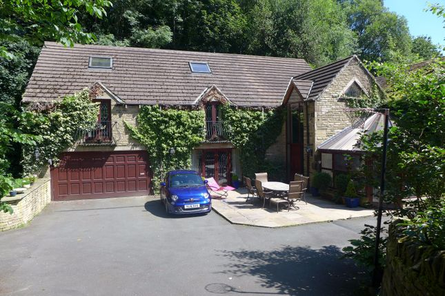 Thumbnail Detached house for sale in Netheroyd Hill Road, Huddersfield
