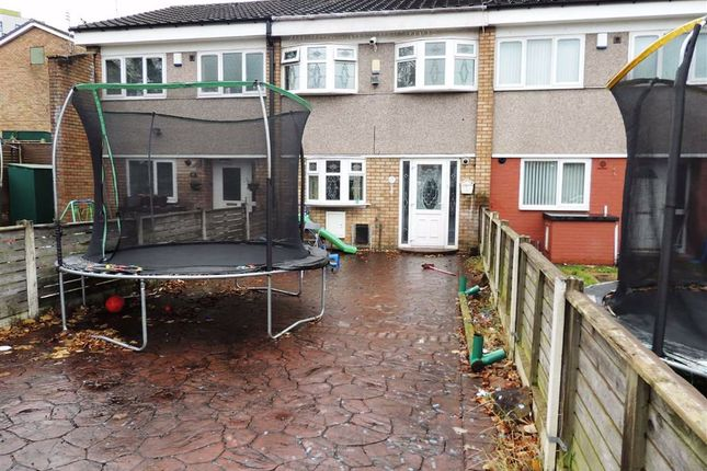 Thumbnail Terraced house for sale in Woodward Street, Manchester, Manchester