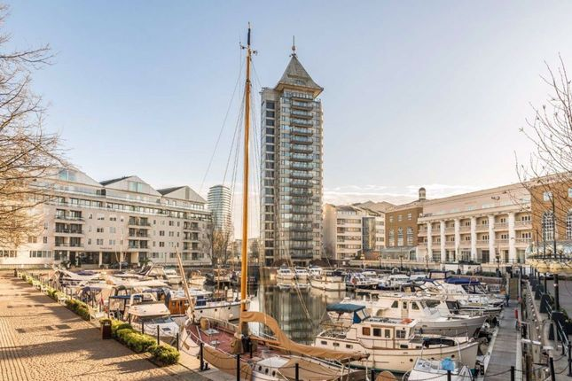 Thumbnail Flat for sale in The Belvedere, Chelsea Harbour, London