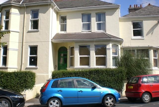 Thumbnail Town house to rent in Dale Road, Mutley, Plymouth
