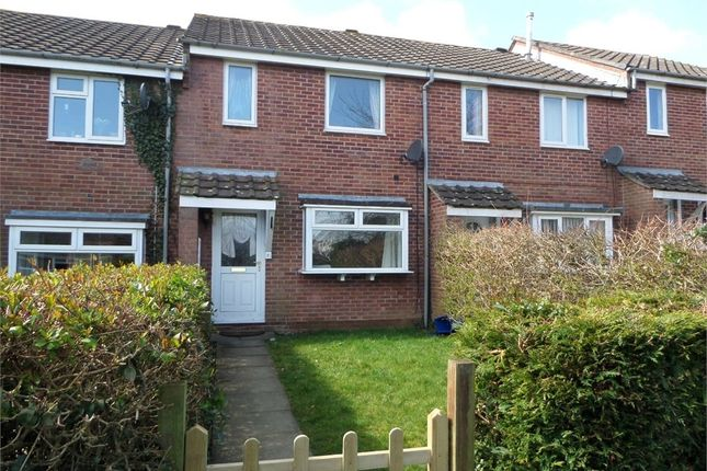 Thumbnail Terraced house to rent in Laburnum Way, Bulwark, Chepstow, Monmouthshire