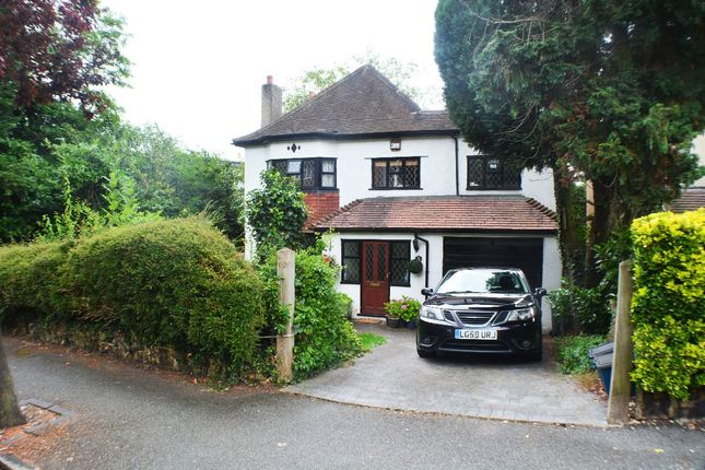 Thumbnail Detached house for sale in Downlands Road, Purley