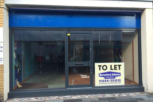 Thumbnail Retail premises to let in 25 King Street, Wrexham
