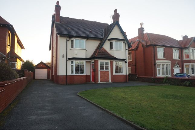Thumbnail Detached house for sale in Clifton Drive South, Lytham St. Annes
