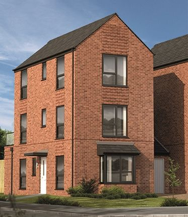 Thumbnail Link-detached house for sale in The Kingswood, Off Silver Street, Brownhills