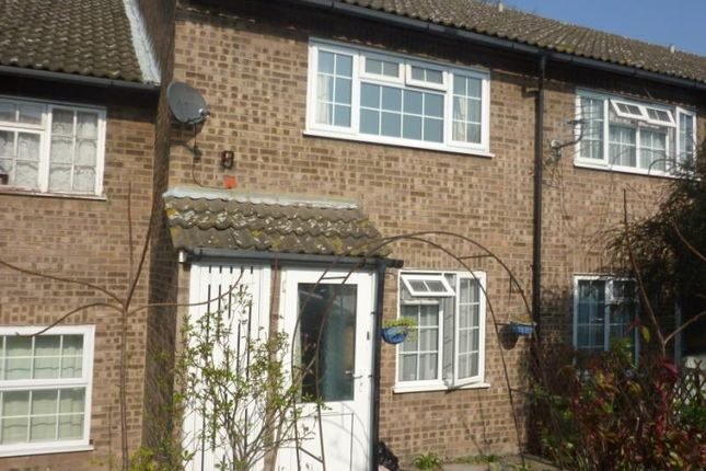 Thumbnail Maisonette to rent in Manorside Close, Abbey Wood, London
