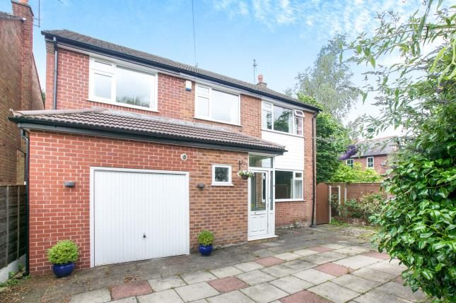 Thumbnail Detached house for sale in Carstairs Avenue, Woods Moor, Stockport, Cheshire