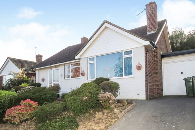 Thumbnail Detached bungalow for sale in Ashford Road, Hastings