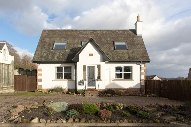 Thumbnail Detached house for sale in Weirgate Brae, St Boswells