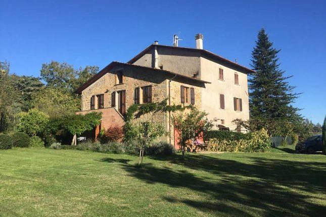 Semi-detached house for sale in Canoscio, Città di Castello, Perugia, Umbria, Italy
