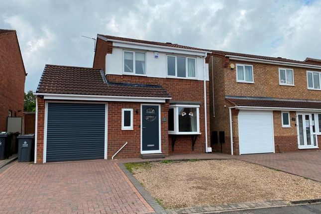 Thumbnail Detached house for sale in Selsdon Road, Bloxwich, Walsall