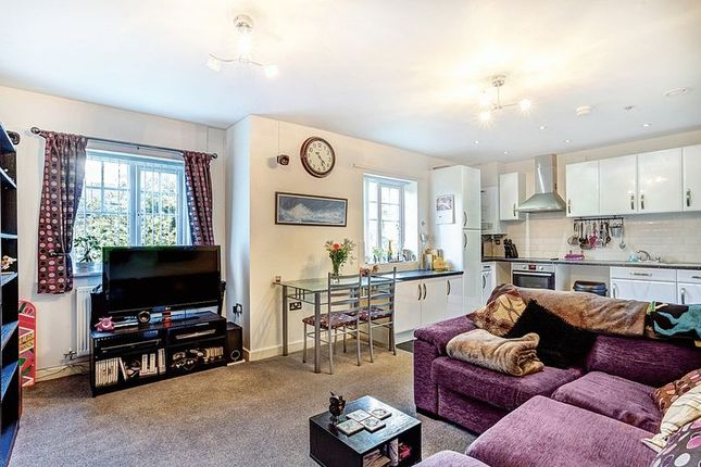 Thumbnail Flat for sale in Canal Street, Congleton