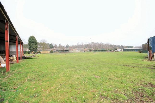 Thumbnail Land for sale in Towers Drive, Higher Heath, Whitchurch