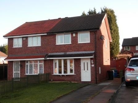 Thumbnail Semi-detached house to rent in Greenheart, Amington, Tamworth