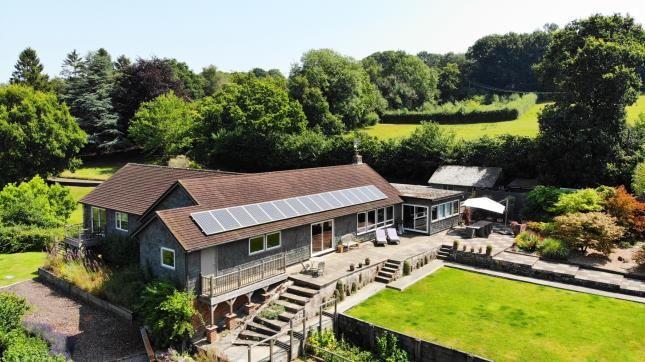 Thumbnail Bungalow for sale in Swife Lane, Broad Oak, Heathfield, East Sussex