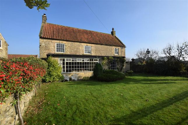 Thumbnail Detached house for sale in Lockton, Pickering