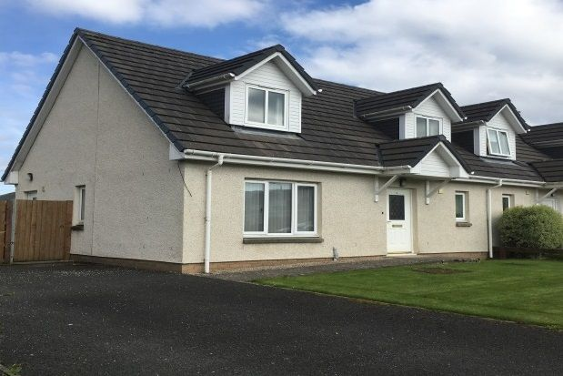 Thumbnail Semi-detached house to rent in Glen Road, Brodick, Isle Of Arran