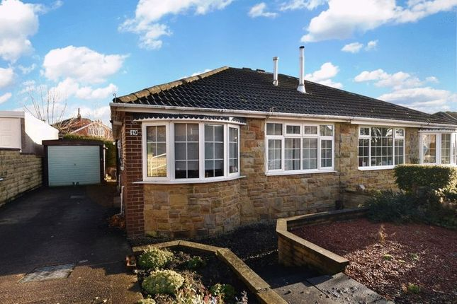 Thumbnail Semi-detached bungalow to rent in Karon Drive, Horbury, Wakefield