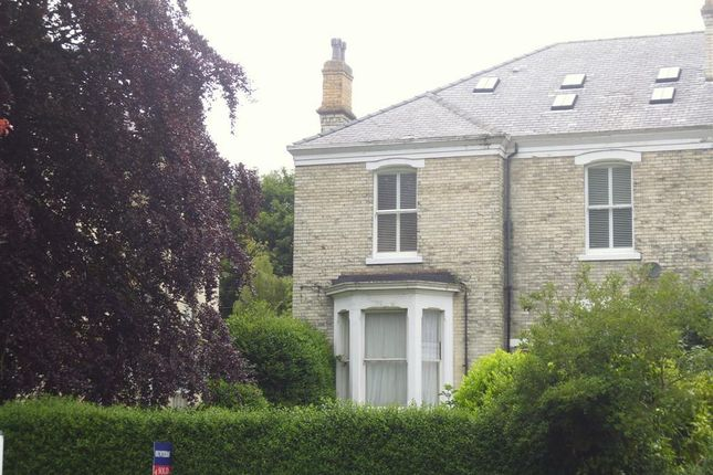 Thumbnail Maisonette to rent in Valley Road, Scarborough