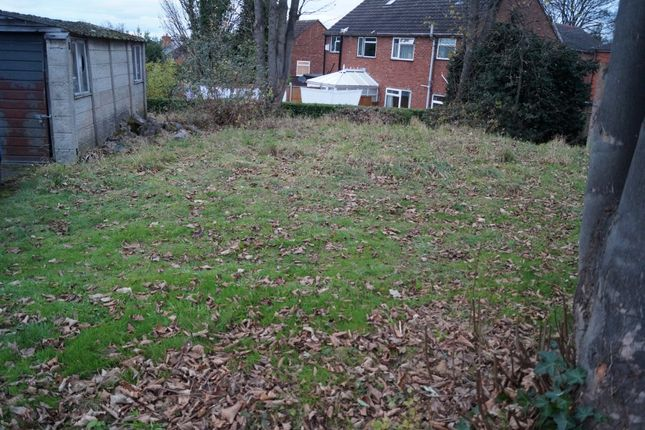 Thumbnail Land for sale in Rainbow Hill, Worcester