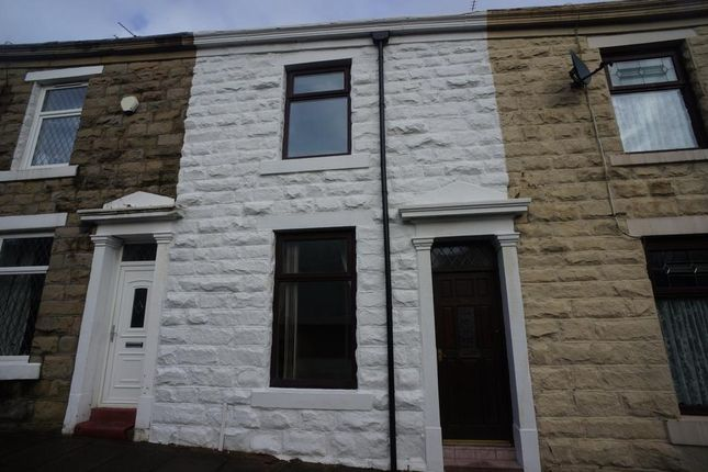 Thumbnail Terraced house to rent in Commercial Road, Great Harwood
