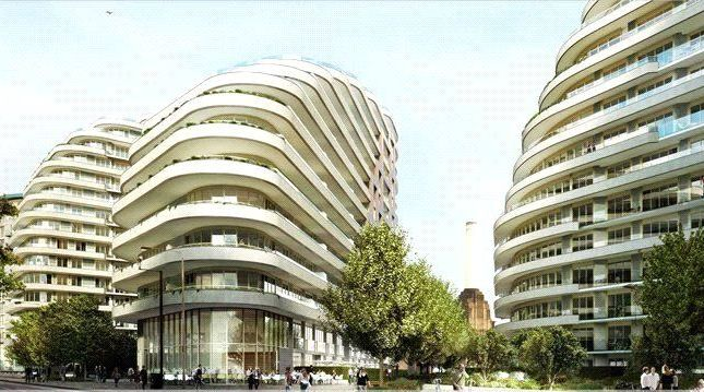 2 bed flat for sale in Sophora House, Vista, London