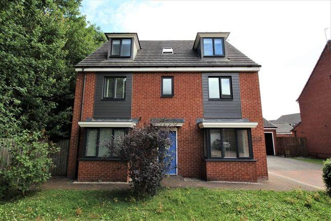 Thumbnail Detached house for sale in St. Lukes Place, Hebburn