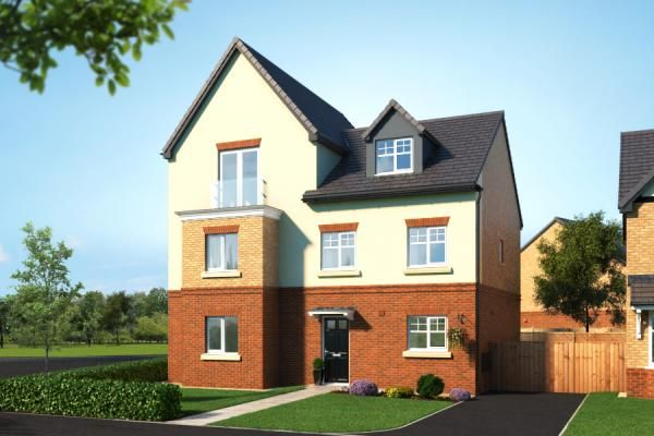 "Thumbnail Property for sale in ""The Oakhurst At Cottonfields"" at Gibfield Park Avenue, Atherton, Manchester"