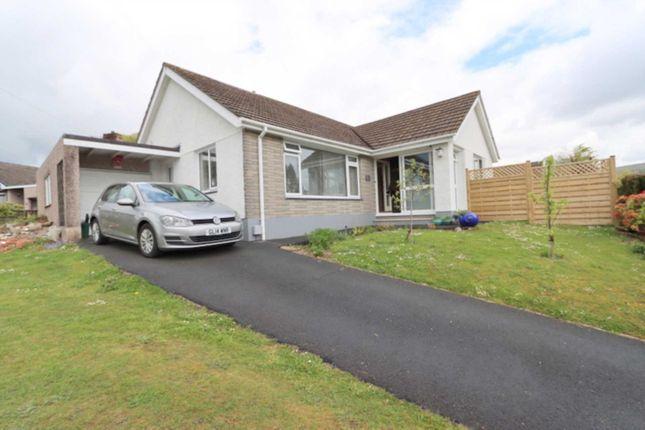 3 bed detached bungalow for sale in Ivydene Road, Ivybridge PL21