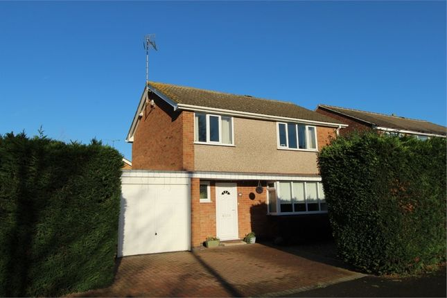 Thumbnail Detached house for sale in Greenacres Drive, Lutterworth