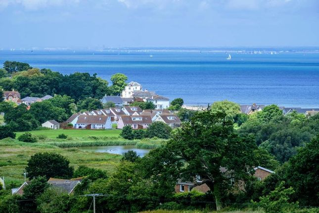 Thumbnail Detached house for sale in Solent View Road, Seaview