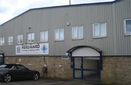 Thumbnail Office to let in Unit 2 Fengate Trade Park, Peterborough, First Floor, Fengate, Peterborough