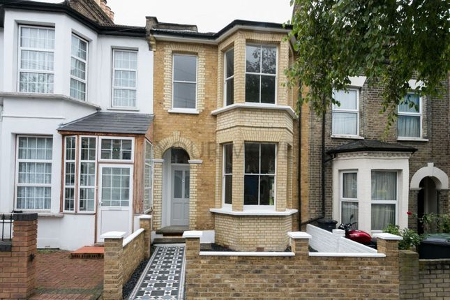 Thumbnail Terraced house for sale in Mornington Road, Leytonstone, London