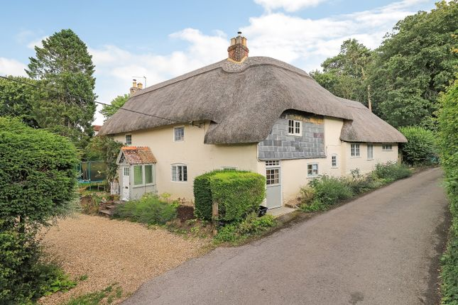 Thumbnail Detached house for sale in Wonston, Sutton Scotney, Winchester
