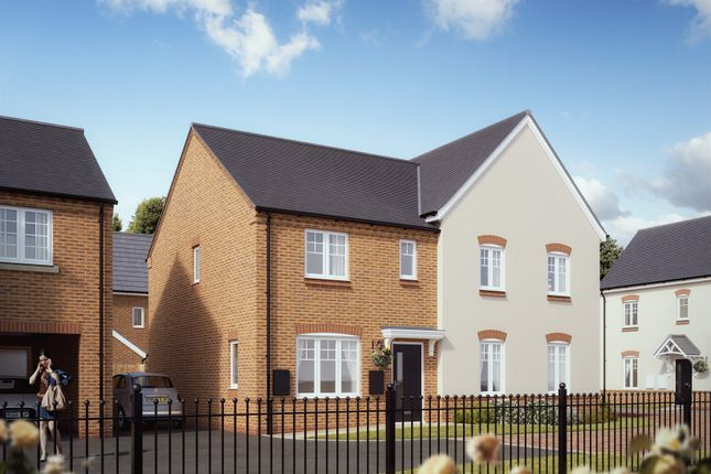 Thumbnail Semi-detached house for sale in Midland Road, Swadlincote