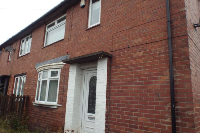 Thumbnail Semi-detached house to rent in Ilford Road, Wallsend