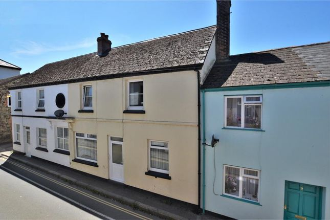 Thumbnail Terraced house for sale in North Street, Okehampton