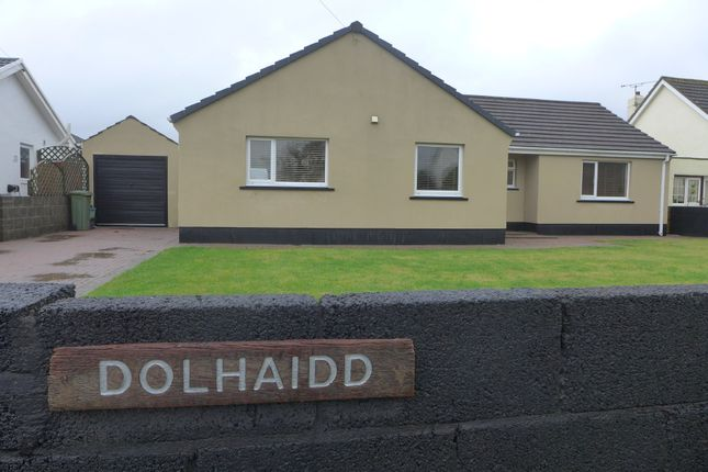 Detached bungalow for sale in Hayscastle, Haverfordwest