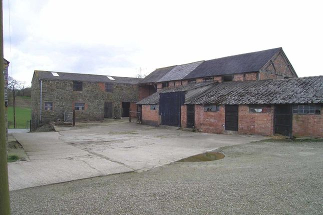Thumbnail Property for sale in Cwm Farm Buildings, Meifod, Powys